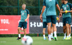 SOUTHAMPTON, ENGLAND - AUGUST 29: James Ward-Prowse during a Southampton FC training session at the Staplewood Campus on August 29, 2019 in Southampton, England. (Photo by Matt Watson/Southampton FC via Getty Images)