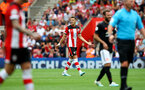 SOUTHAMPTON, ENGLAND - AUGUST 31: Jan Bednarek of Southampton  during the Premier League match between Southampton FC and Manchester United at St Mary's Stadium on August 31, 2019 in Southampton, United Kingdom. (Photo by Matt Watson/Southampton FC via Getty Images)