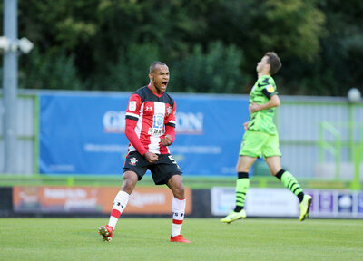 Gallery: Forest Green 3-2 Saints