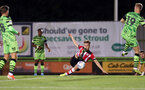Jake Vokins. Forest Green Rovers v Southampton U23s, The New Lawn, Nailsworth, Gloucestershire. (Picture by Chris Moorhouse/Southampton FC via Getty Images)    Tuesday 3rd September 2019