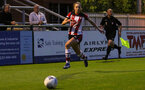 Alisha Ware during the FA Women's National League, Div One South West match between Southampton FC Women and Southampton Women, at the Testwood Community Stadium, AFC Totton, Southampton, 4th September 2019 (pic by Isabelle Field)