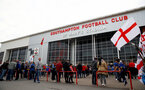 SOUTHAMPTON, ENGLAND - SEPTEMBER 10: A general view ahead of the UEFA Euro 2020 qualifier match between England and Kosovo at St. Mary's Stadium on September 10, 2019 in Southampton, England. (Photo by Matt Watson/Southampton FC via Getty Images)