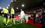 SOUTHAMPTON, ENGLAND - SEPTEMBER 10: during the UEFA Euro 2020 qualifier match between England and Kosovo at St. Mary's Stadium on September 10, 2019 in Southampton, England. (Photo by Matt Watson/Southampton FC via Getty Images)