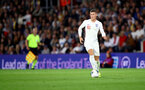 SOUTHAMPTON, ENGLAND - SEPTEMBER 10: Ross Barkley of England during the UEFA Euro 2020 qualifier match between England and Kosovo at St. Mary's Stadium on September 10, 2019 in Southampton, England. (Photo by Matt Watson/Southampton FC via Getty Images)