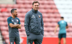 Ralph Hasenhuttl during 1st Team training session at St Marys Stadium, Southampton, 12th September 2019 (pic by Isabelle Field)