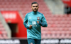 Sofiane Boufal during 1st Team training session at St Marys Stadium, Southampton, 12th September 2019 (pic by Isabelle Field)