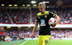 SHEFFIELD, ENGLAND - SEPTEMBER 14: James Ward-Prowse of Southampton during the Premier League match between Sheffield United and Southampton FC at Bramall Lane on September 14, 2019 in Sheffield, United Kingdom. (Photo by Matt Watson/Southampton FC via Getty Images)