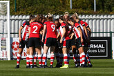 Women's squad take on 2.6 Challenge