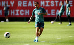 SOUTHAMPTON, ENGLAND - SEPTEMBER 19: Danny Ings during a Southampton FC training session at the Staplewood Campus on September 19, 2019 in Southampton, England. (Photo by Matt Watson/Southampton FC via Getty Images)