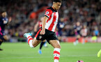 SOUTHAMPTON, ENGLAND - SEPTEMBER 20: Che Adams during the Premier League match between Southampton FC and AFC Bournemouth at St Mary's Stadium on September 21, 2019 in Southampton, United Kingdom. (Photo by Chris Moorhouse/Southampton FC via Getty Images)