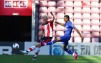 Christoph Klarer during Premier League 2 match between Southampton FC U23 and Chelsea, at St Mary's Stadium, Southampton, 21th September 2019 (pic Isabelle Field)