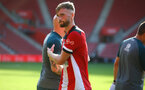 Aaron O'Driscoll during Premier League 2 match between Southampton FC U23 and Chelsea, at St Mary's Stadium, Southampton, 21th September 2019 (pic Isabelle Field)