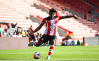 during Premier League 2 match between Southampton FC U23 and Chelsea, at St Mary's Stadium, Southampton, 21th September 2019 (pic Isabelle Field)
