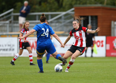 Highlights: Southampton FC Women 4-0 Cheltenham Town