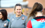 Marieanne Spacey-Cale during the FA Women's National League, Div One South West match between Southampton FC Women and Cheltenham Town, at the Testwood Community Stadium, AFC Totton, Southampton, 22nd September 2019 (pic by Isabelle Field)