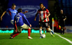 PORTSMOUTH, ENGLAND - SEPTEMBER 24: Ryan Bertrand of Southampton during the Carabao Cup Third Round match between Portsmouth and Southampton at Fratton Park on September 24, 2019 in Portsmouth, England. (Photo by Matt Watson/Southampton FC via Getty Images)