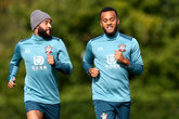 Gallery: Shaping up for Spurs