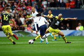 Saints' winning away run ends at Spurs