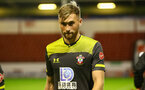 Aaron O'Driscoll during Lessing.com Trophy match between Southampton FC U23 and Walsall, at Walsall Football Club Stadium, 1th October 2019 (pic Isabelle Field)