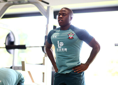 SAINTS: Obafemi hungry for more