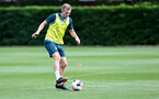 SOUTHAMPTON, ENGLAND - OCTOBER 03: James Ward-Prowse during a Southampton FC training session at the Staplewood Campus on October 03, 2019 in Southampton, England. (Photo by Matt Watson/Southampton FC via Getty Images)