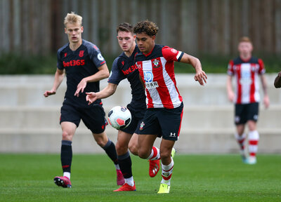 U23 Gallery: Saints 1-1 Stoke