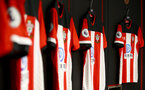 SOUTHAMPTON, ENGLAND - OCTOBER 06: Inside the Southampton FC dressing room ahead of the Premier League match between Southampton FC and Chelsea FC at St Mary's Stadium on October 06, 2019 in Southampton, United Kingdom. (Photo by Matt Watson/Southampton FC via Getty Images)