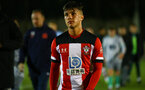during Premier League 2 match between Southampton FC U23 and Blackburn, at Staplewood Training ground, Southampton 21th October 2019 (pic Isabelle Field)
