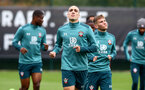 SOUTHAMPTON, ENGLAND - OCTOBER 23: Oriol Romeu during a Southampton FC training session at the Staplewood Campus on October 23, 2019 in Southampton, England. (Photo by Matt Watson/Southampton FC via Getty Images)