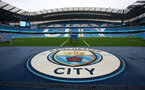 MANCHESTER, ENGLAND - NOVEMBER 02: A general view ahead of the Premier League match between Manchester City and Southampton FC at Etihad Stadium on November 02, 2019 in Manchester, United Kingdom. (Photo by Matt Watson/Southampton FC via Getty Images)