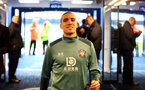 MANCHESTER, ENGLAND - NOVEMBER 02: Oriol Romeu of Southampton during the Premier League match between Manchester City and Southampton FC at Etihad Stadium on November 02, 2019 in Manchester, United Kingdom. (Photo by Matt Watson/Southampton FC via Getty Images)