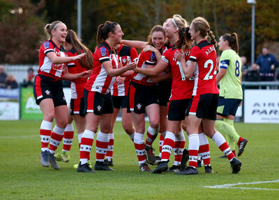 Gallery: Saints 7-1 AFC Bournemouth
