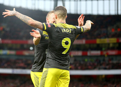 Video: Ings reflects on topsy-turvy Arsenal clash