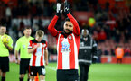 SOUTHAMPTON, ENGLAND - NOVEMBER 30: Sofiane Boufal during the Premier League match between Southampton FC and Watford FC at St Mary's Stadium on November 30, 2019 in Southampton, United Kingdom. (Photo by Isabelle Field/Southampton FC via Getty Images)