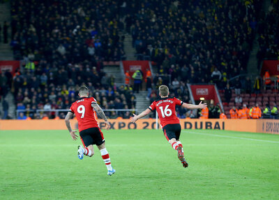 Highlights: Saints 2-1 Watford