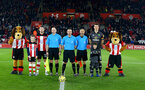 SOUTHAMPTON, ENGLAND - DECEMBER 04: Centre circle photo during the Premier League match between Southampton FC and Norwich City at St Mary's Stadium on December 04, 2019 in Southampton, United Kingdom. (Photo by Matt Watson/Southampton FC via Getty Images)