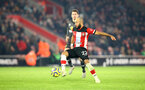 SOUTHAMPTON, ENGLAND - DECEMBER 04: Nathan Redmond of Southampton during the Premier League match between Southampton FC and Norwich City at St Mary's Stadium on December 04, 2019 in Southampton, United Kingdom. (Photo by Matt Watson/Southampton FC via Getty Images)