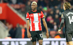 SOUTHAMPTON, ENGLAND - DECEMBER 04: Moussa Djenepo of during the Premier League match between Southampton FC and Norwich City at St Mary's Stadium on December 04, 2019 in Southampton, United Kingdom. (Photo by Matt Watson/Southampton FC via Getty Images)