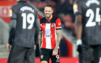 SOUTHAMPTON, ENGLAND - DECEMBER 04: Danny Ings of Southampton during the Premier League match between Southampton FC and Norwich City at St Mary's Stadium on December 04, 2019 in Southampton, United Kingdom. (Photo by Matt Watson/Southampton FC via Getty Images)