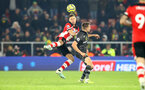 SOUTHAMPTON, ENGLAND - DECEMBER 04: Jan Bednarek of Southampton during the Premier League match between Southampton FC and Norwich City at St Mary's Stadium on December 04, 2019 in Southampton, United Kingdom. (Photo by Matt Watson/Southampton FC via Getty Images)