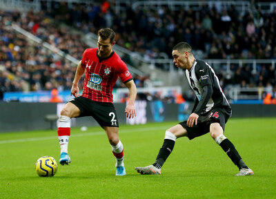 Video: Cédric reflects on defeat at Newcastle