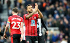 NEWCASTLE UPON TYNE, ENGLAND - DECEMBER 08: Ryan Bertrand of Southampton during the Premier League match between Newcastle United and Southampton FC at St. James Park on December 08, 2019 in Newcastle upon Tyne, United Kingdom. (Photo by Matt Watson/Southampton FC via Getty Images)
