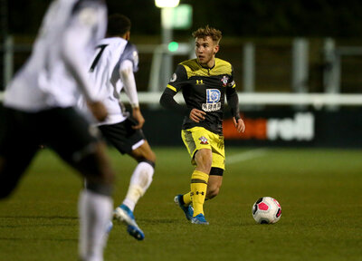 Defeat in Derby for Saints