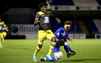 LOUGHBOUROUGH, ENGLAND - DECEMBER 11: Alex Janekewitz during FA Youth Cup between Bristol Rovers and SouthamptonU18s at Memorial Stadium on December 11 2019 in Bristol, England (Photo by Isabelle Field/Southampton FC via Getty Images)
