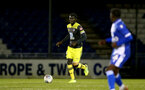 LOUGHBOUROUGH, ENGLAND - DECEMBER 11: Pascal Kpohomouh during FA Youth Cup between Bristol Rovers and SouthamptonU18s at Memorial Stadium on December 11 2019 in Bristol, England (Photo by Isabelle Field/Southampton FC via Getty Images)