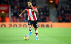 SOUTHAMPTON, ENGLAND - DECEMBER 14: Ryan Bertrand of during the Premier League match between Southampton FC and West Ham United at St Mary's Stadium on December 14, 2019 in Southampton, United Kingdom. (Photo by Matt Watson/Southampton FC via Getty Images)