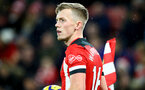 SOUTHAMPTON, ENGLAND - DECEMBER 14: James Ward-Prowse of Southampton during the Premier League match between Southampton FC and West Ham United at St Mary's Stadium on December 14, 2019 in Southampton, United Kingdom. (Photo by Matt Watson/Southampton FC via Getty Images)
