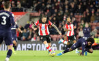 SOUTHAMPTON, ENGLAND - DECEMBER 14: Danny Ings during the Premier League match between Southampton FC and West Ham United at St Mary's Stadium on December 14, 2019 in Southampton, United Kingdom. (Photo by Chris Moorhouse/Southampton FC via Getty Images)