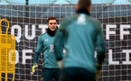 SOUTHAMPTON, ENGLAND - DECEMBER 17: Alex McCarthy during a Southampton FC training session at the Staplewood Campus on December 17, 2019 in Southampton, England. (Photo by Isabelle Field/Southampton FC via Getty Images)