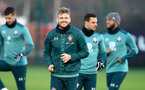 SOUTHAMPTON, ENGLAND - DECEMBER 25: Stuart Armstrong during a Christmas day training session at the Staplewood Campus on December 25, 2019 in Southampton, England. (Photo by Matt Watson/Southampton FC via Getty Images)